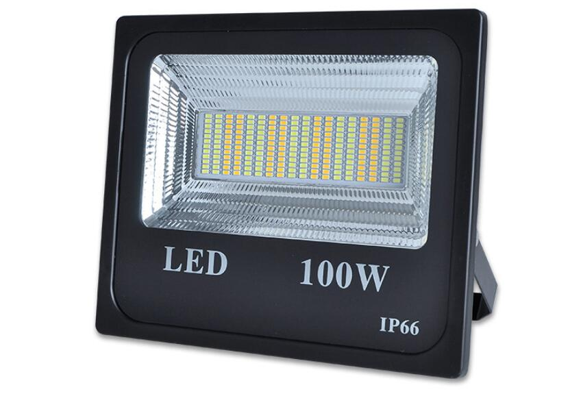 Solar Light Projector 100W